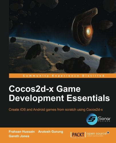 Read Online Cocos2d-x Game Development Essentials ebook