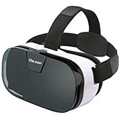 Product Features: 1.100% Brand new and high quality Virtual Reality Glasses.  2.High quality memory sponge filled in, soft and comfortable, reduce the pressure on the ears of the headset effectively. 3.Made With High Quality Equipment: Durabl...