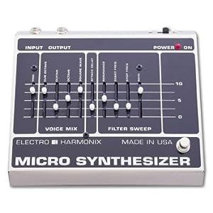 ELECTRO HARMONIX MICRO SYNTHESIZER