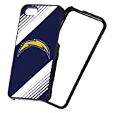 Forever Collectibles NFL 2-Piece Snap-On iPhone 5/5S Polycarbonate Case - Retail Packaging - San Diego Chargers