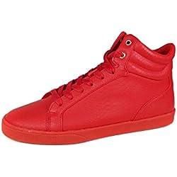 Zara Men High top sneakers with embossed snakeskin effect 5501/202 (42 EU | 9 US | 8 UK)