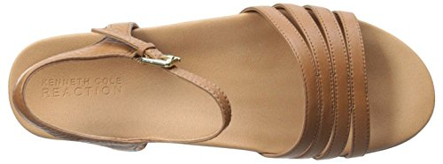 Kenneth Cole Reaction Women's Jasmin Charms Sandal Toffee S697YkL