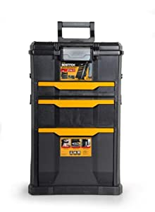 Bostitch Btst19802 Rolling Tool Box Toolboxes Amazon Com