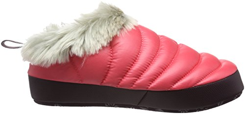 The North Face W Nse Tent Mule Faux Fur Ii, Zuecos para Mujer Multicolor  (Shclypcr/Dpgtrd Nll)