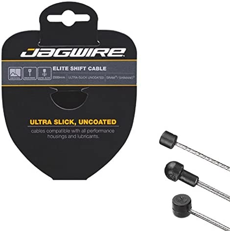JAGWIRE ROAD Slick Stainless Shifter Derailleur Bike Cables CAMPAGNOLO