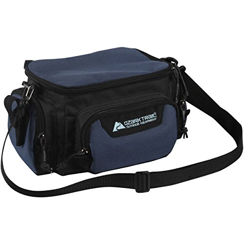 Compare price to soft side fishing tackle bag for Spiderwire sling fishing backpack