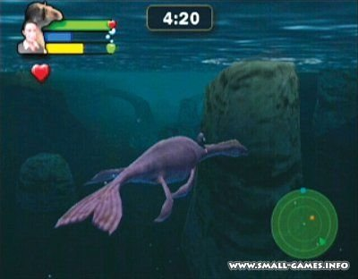The Water Horse: Legend of the Deep (Windows CD)