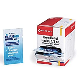 FAOG469 – FIRST AID ONLY, INC. Burn Gel 1/8 oz Packs