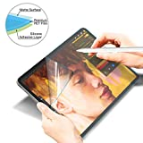 Soke iPad Pro 11 Screen Protector Paper-Like - [Anti Glare][Scratch Resistant][Paperlike Film Writing][Apple Pencil Compatible] High Touch Sensitivity for Apple iPad Pro 11 Inch 2018