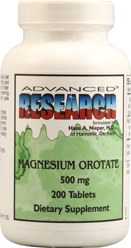 Nci (Dr. Hans Nieper) Магний оротат 500 мг (вкладка 200)