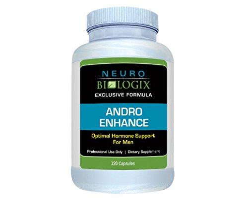 Neurobiologix Andro Enhance - Optimal Hormone Support for - Pill Male Enhance