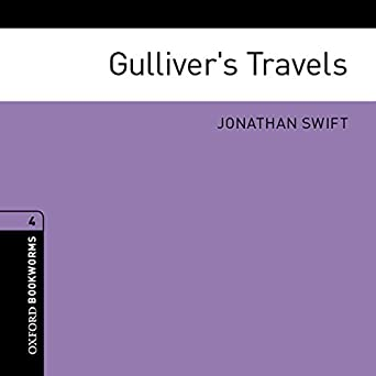 Amazon com: Gulliver's Travels (Adaptation): Oxford Bookworms