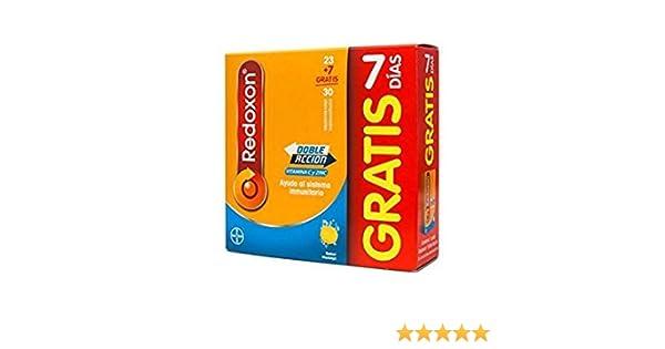 BAYER REDOXON Doble Acción 30+15 Comprimidos Efervescentes: Amazon.es: Salud y cuidado personal