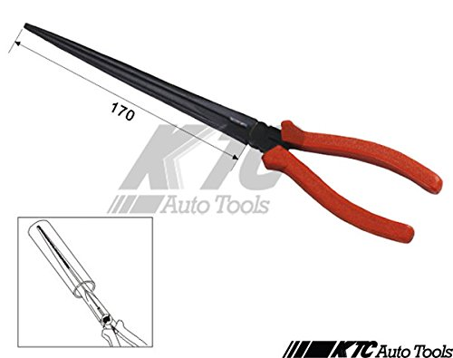 extra long needle nose pliers - 2