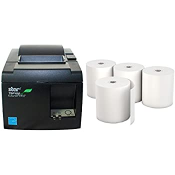 Amazon Com Star Tsp100 Tsp143u Usb Receipt Printer