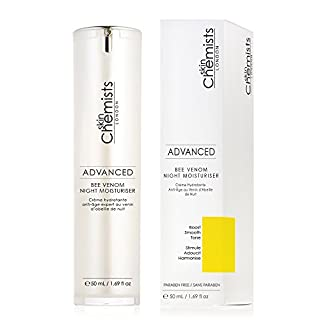 skinChemists Advanced Bee Venom Night Moisturiser, 50 Gram