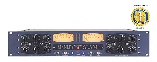 Manley SLAM! Mastering Version with 1 Year Free Extended Warranty by Manley