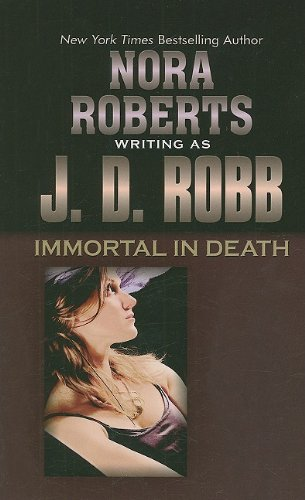 book cover of Immortal in Death
