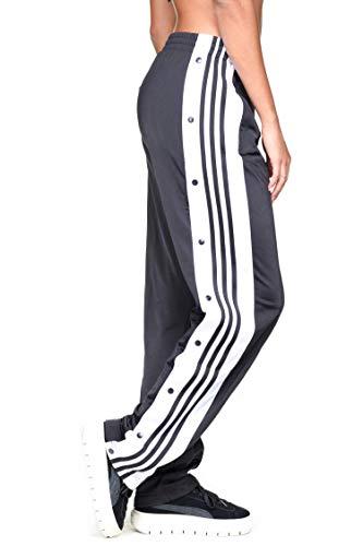carbonio Adidas Nero Donna Pantalone Adibreak aqg1C