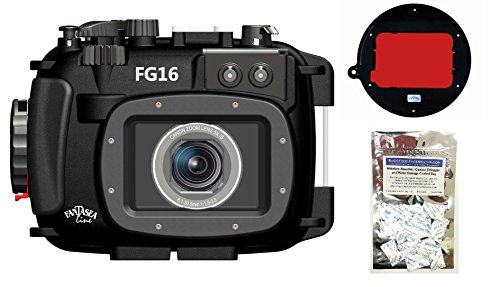 Canon G16 Underwater Camera Housing Fant - Fantasea Camera Housing Shopping Results