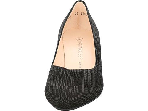 Negro Zapatillas Mujer Peter Peter Kaiser47821560 Kaiser47821560 6XqSvq78T