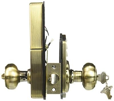 E-930-R-AB Electronic Knob Latch