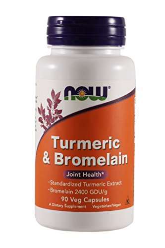 NOW Foods Bromelain Vegetarian Multi Pack