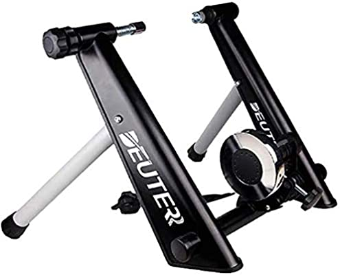 Entrenamiento Bicicleta Rodillo, Bicicleta Fija Soporte ...