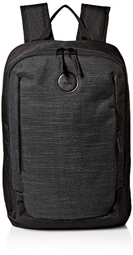 (Quiksilver Men's Small Upshot Backpack, STRANGER black, 1SZ)