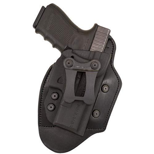 Comp-Tac Infidel Ultra Max IWB Hybrid S&W MP Shield 9mm/40 RSC Holster, Black