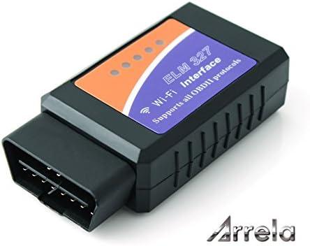 ELM 327 WIFI OBD2 Interface DIAGNOSTIQUE forscan Torque Pour IOS iPhone Android