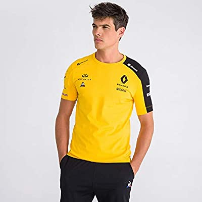 Camiseta Renault F1 Equipo L: Amazon.es: Deportes y aire libre