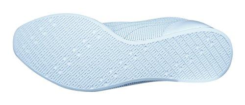 Puma Danica Dames Lederen Sneakers / Schoenen Wit