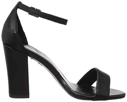 Open Black New Women's Look Valuable Black Toe Heels qHYgt4nzYw