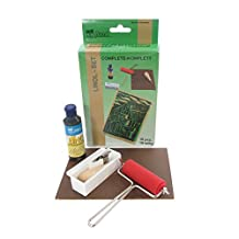 Abig Lino Cutting Set Blister Pack A5