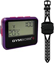 Gymboss Plus Interval Timer and Stopwatch Watchstrap - Bundle