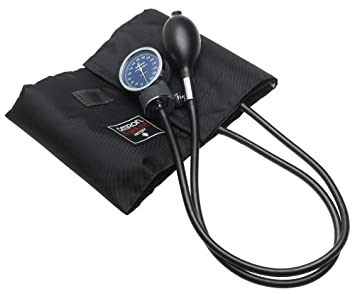 Omron Sphygmomanometer, Black, Adult