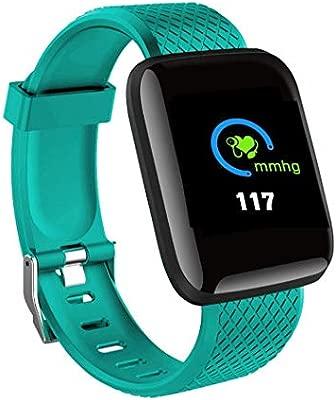 Yuikled Smartwatch Elegante, Pulsera Actividad Inteligente ...