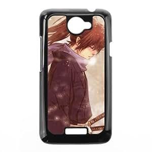 HTC One X Cell Phone Case Black Himura Kenshin EOE Unique Fashion Phone Cases