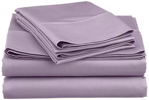 - MyNewHome Authentic Egyptian Cotton Sheet Set fits mattresses up to 15