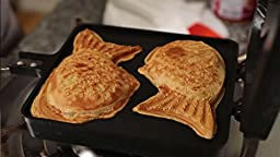 Taiyaki Japanese Fish-shaped Hot Cake Maker