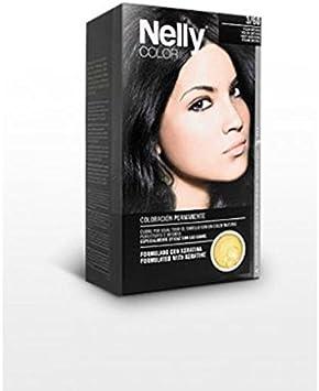 NELLY Tinte N.360 Violin Inte, Negro, Estándar: Amazon.es ...