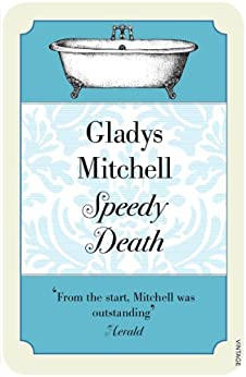 Speedy Death (Mrs Bradley) by [Mitchell, Gladys]