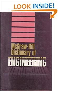 Mcgraw-hill dictionary of bioscience writers