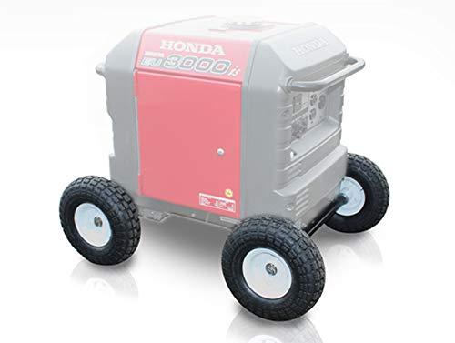 All Terrain Wheel Kit -- fits Honda EU3000is Generator