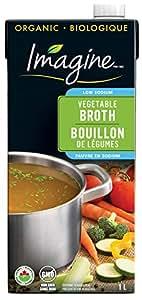 Imagine Low Sodium Organic Vegetable Broth