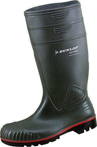 636 Berufsstiefel Dunlop Acifort S5 grün