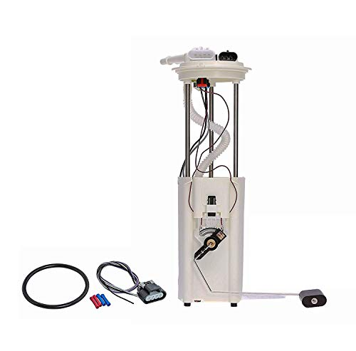 Fuel Pump A3953M for: Cheverolet Blazer S10, GMC Jimmy S15, Odsmobile Bravada 1997-1998 4.3L 4 Doors with steel tank compatible with E3953M