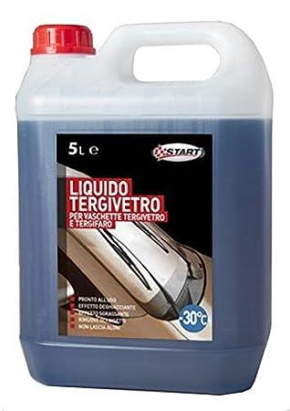 Comience líquido del limpiaparabrisas -30 5El Mantenimiento Y la emergencia del coche: Amazon.es: Coche y moto
