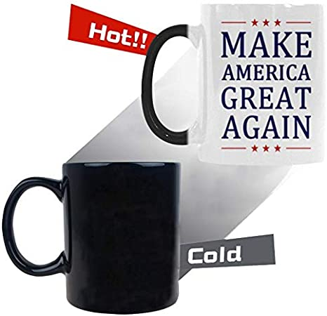 Donald Trump MAKE AMERICA GREAT AGAIN Coffee Mug 11oz Coffee Mug Tea Cup Xmas